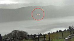 네스호 UFO 사진을 둘러싼 공방이