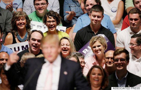 트럼프, 당내 지지율 또 1위