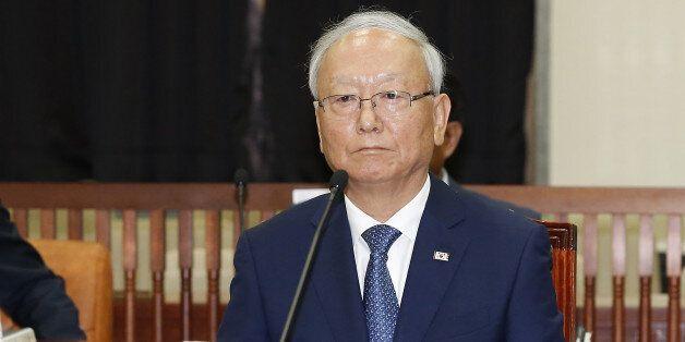 이병호 국정원장