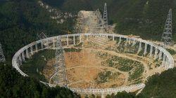 중국도 세계최대 전파망원경으로 외계 생명체