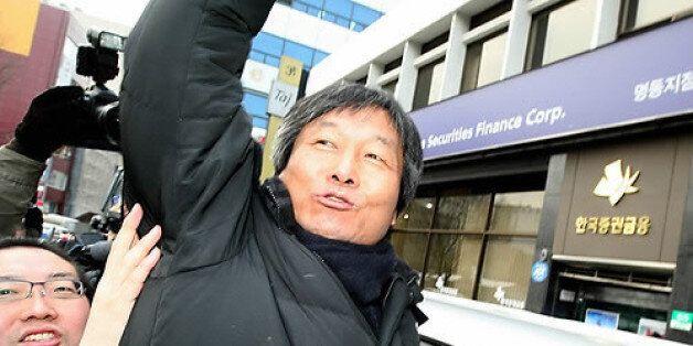 세월호 '집회 주도' 혐의 박래군 인권운동가