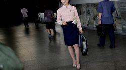 북한에도 짝퉁 명품가방이