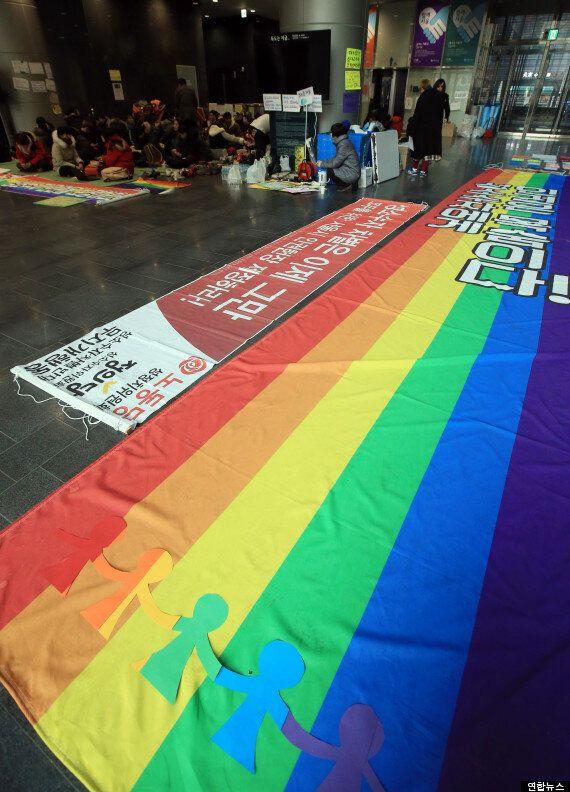'동성애 합법화?' 박원순 비방한 70대