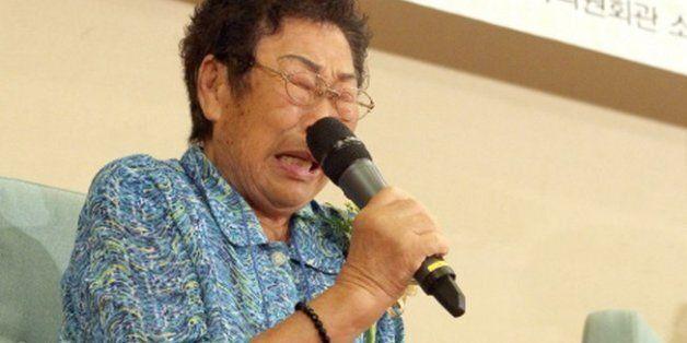 근로정신대로 일본 나고야 미쓰비시 무기제조공장에 끌려가 강제노동에 시달렸던 양금덕 할머니(82)가 2010년 8월 11일 오후 국회의원회관에서 열린 한일합병 100년, 일제피해자 문제...
