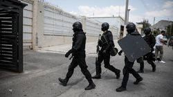 Αιφνιδιαστική έφοδος της ΕΛ.ΑΣ. στις φυλακές