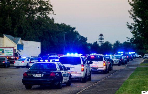 미국 루이지애나 영화관 총격 : 2명
