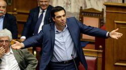 그리스 2차 개혁법안 의회 통과, 협상