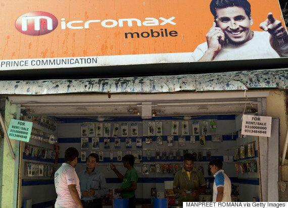 삼성전자, 1분기 인도 휴대폰 시장 1위 : 인도 스마트폰 시장은 성장