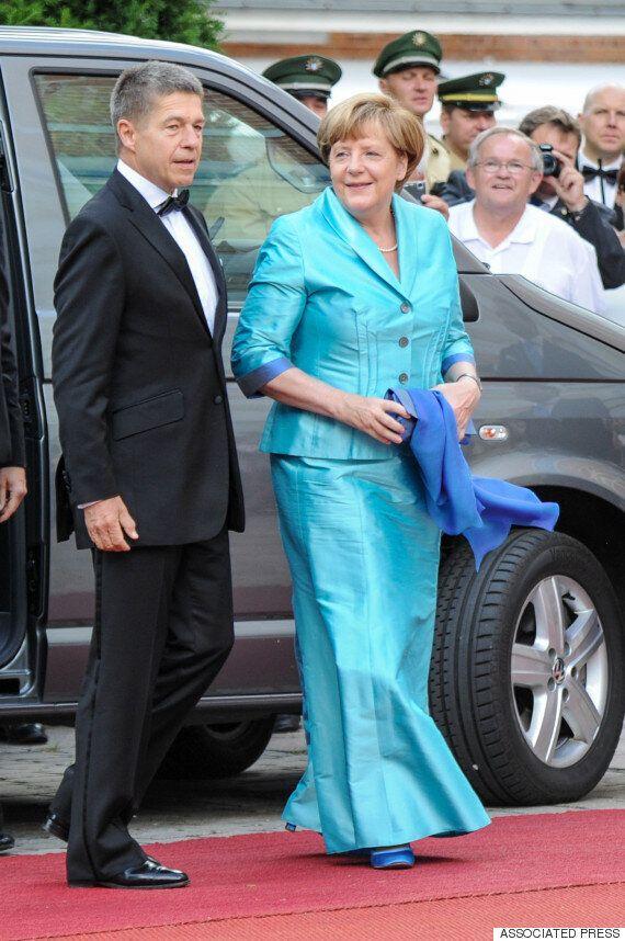 메르켈 독일 총리, 바이로이트 페스티벌에서 잠시 의식 잃고