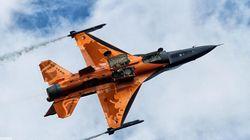 F-16을 타고 터키에 가서 현금을 인출한 그리스