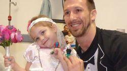 4살 백혈병 환자와 간호사의