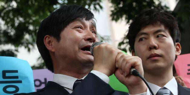 [화보] 한국의 '동성결혼' 합법화를 위한 첫 걸음이