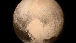 탐사선 '뉴 호라이즌스' 명왕성 최근접