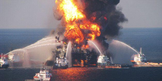 영국 BP그룹, 멕시코만 기름유출 사건으로 21조