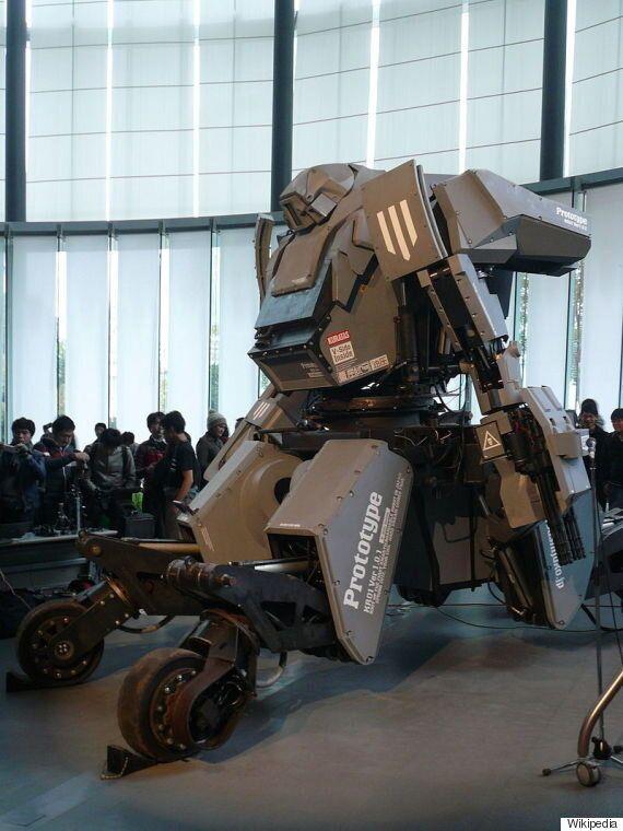 '로봇 전쟁 시작', 일본이 미국의 도전을