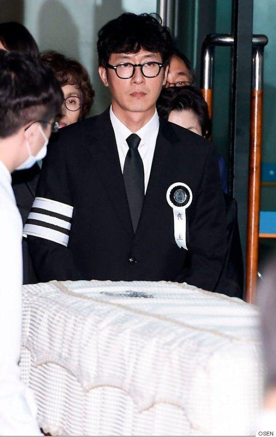 김주혁 모친, 오늘 새벽 발인..故김무생 옆에서