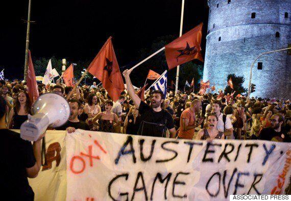 그리스 협상 재개 땐 채무탕감 불가피 : 'IMF 보고서' 최대 쟁점