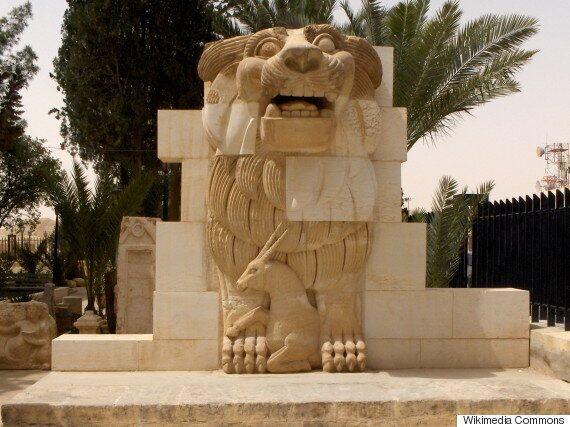 IS가 무참히 파괴한 2000년 역사의 팔미라