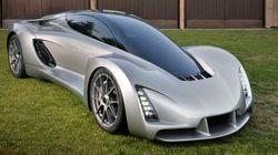 세계 최초의 3D 프린팅 슈퍼카와 '자동차