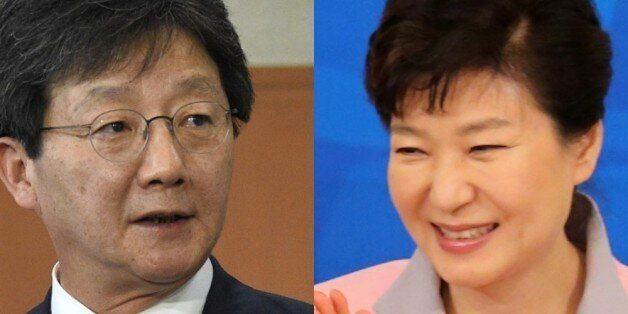 박근혜와 유승민 중 누가