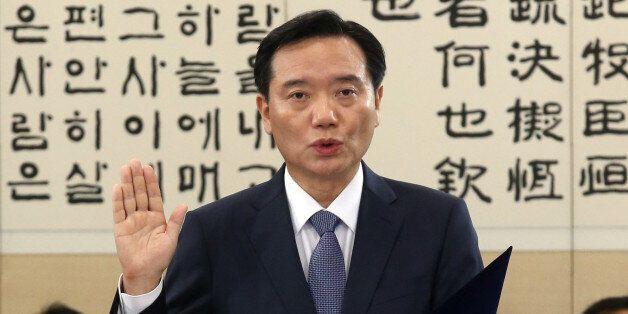 김현웅 법무장관 후보
