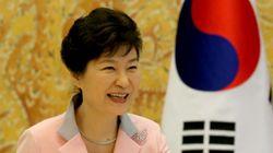 유승민 사퇴하는 순간, 박근혜 대통령의