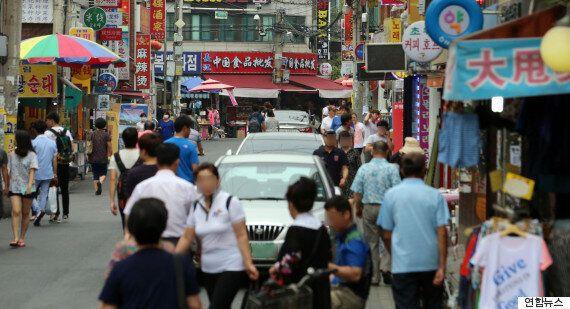 국내 거주 외국인수 10년간 3배 늘었다 :