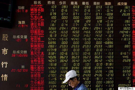 중국 상장사 절반 거래정지 신청에 리커창은