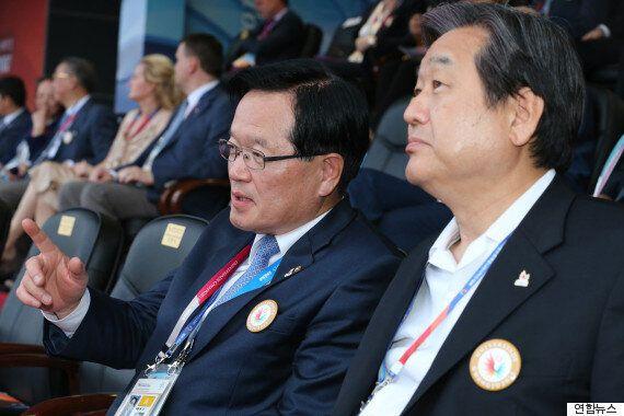 박근혜 대통령의 '뒤끝'은 계속된다? 광주에서도 정의화·김무성