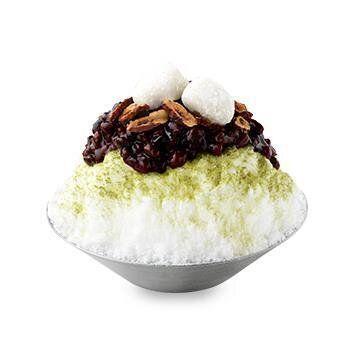 악마의 빙수 최고봉은 카페베네 '초코악마'(칼로리