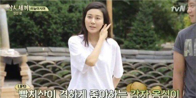 '삼시세끼' 정선편 최고 시청률 경신...김하늘