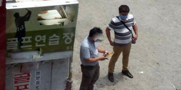 최룡해 5촌 조카 추정 인물, 보이스피싱 혐의