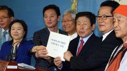 '사형수'였던 유인태, '사형제 폐지' 특별법 대표