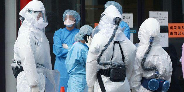 열흘 만에 메르스 일반인 환자 발생 : 확진자 총