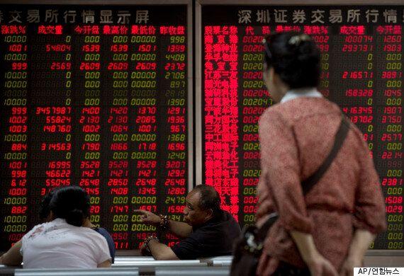 중국 '금융 공산주의' 우려 : 중국 무너지면 한국도