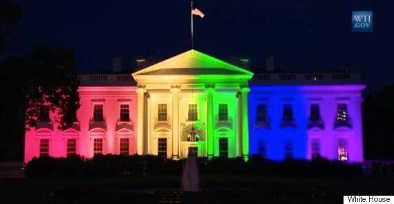 '동성결혼'이 합법인 미국, 연방법서 남편·아내 용어