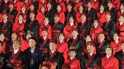 중국, 지난해 이혼한 부부는 약
