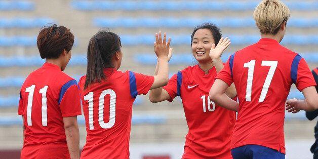 3연승 한국 여자 축구, 프랑스와 또 8강