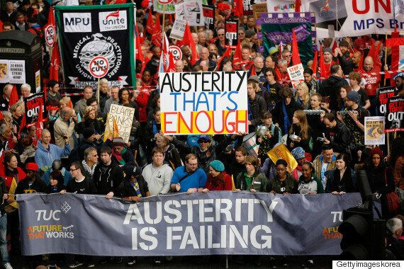 그리스는 시작일 뿐이다 : 긴축 반대의