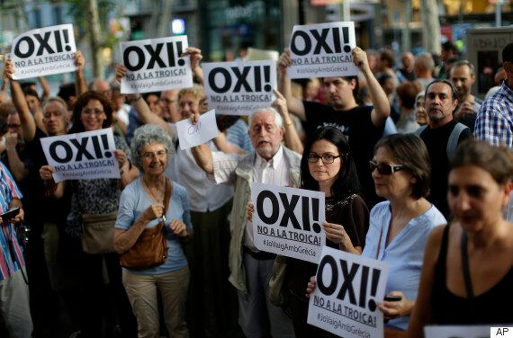 그리스 국민투표 하루 전 여론조사