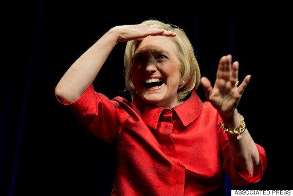 힐러리 클린턴 긴장시키는 버니