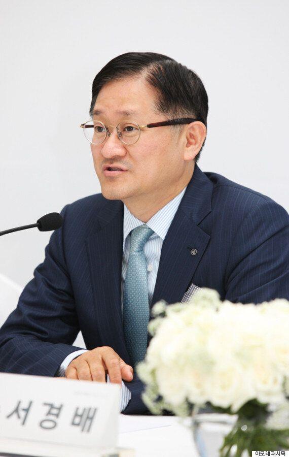 서경배 아모레퍼시픽 회장, 주식부자 1위