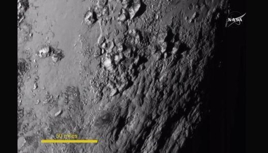 뉴호라이즌스가 보내온 놀라운 명왕성과 달의 모습(사진,