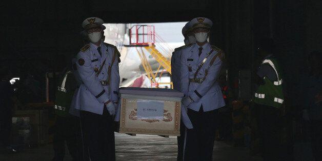 中 버스사고 사망자, 인천공항