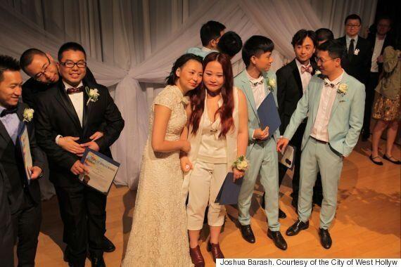 많은 중국인이 미국 동성결혼 법제화에 환호한다. 공자라면 뭐라고