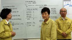 박 대통령, 지지율 20%대로