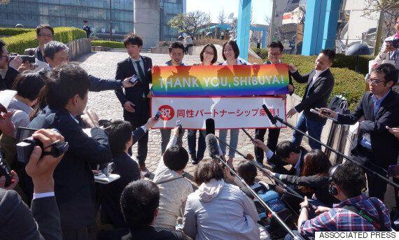 [허핑턴포스트코리아 인터뷰] 일본의 첫 커밍아웃한 동성애자 의원 '이시카와