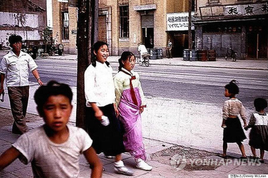 지질학자 맥린 교수가 미군 시절 찍은 한국전쟁 당시 서울의 모습(인터뷰,