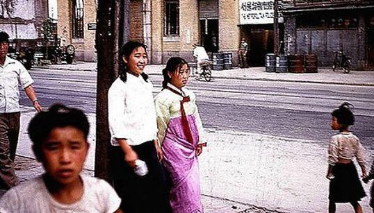 미군이 찍은 1950년대 서울의 컬러