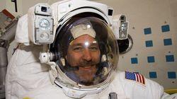 前 NASA 우주인